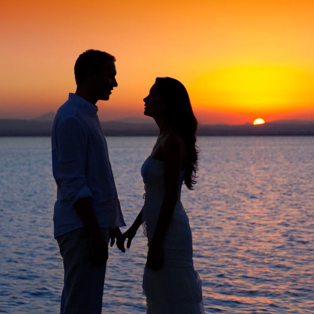 Фотографии романтичных влюбленных пар
