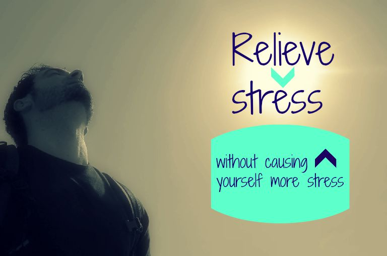 blog article relieve stress without causing yourself more